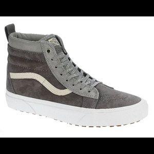 """Vans Sk-8 Hi Mte Sneaker Boot """"Off the Walls"""""""